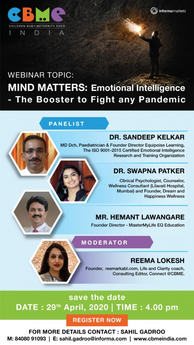 Webinar from CBME India